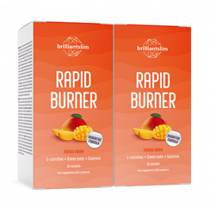 Rapid Burner 1+1 GRATIS
