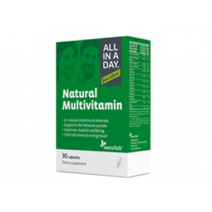 ALL IN A DAY Natural Multivitamin