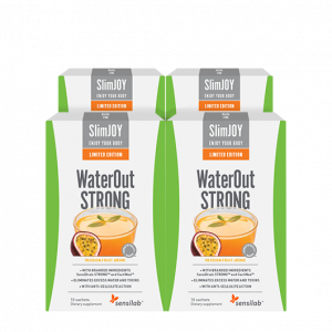 WaterOut STRONG Limited edition 1+3 GRATIS