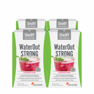 4x WaterOut STRONG