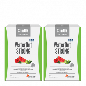 WaterOut STRONG Night 1+1 GRATIS