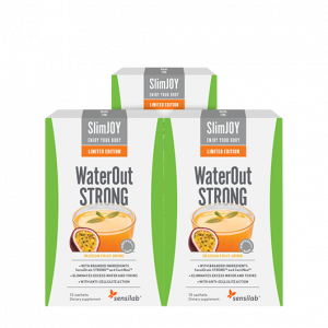 3x WaterOut STRONG Limited edition