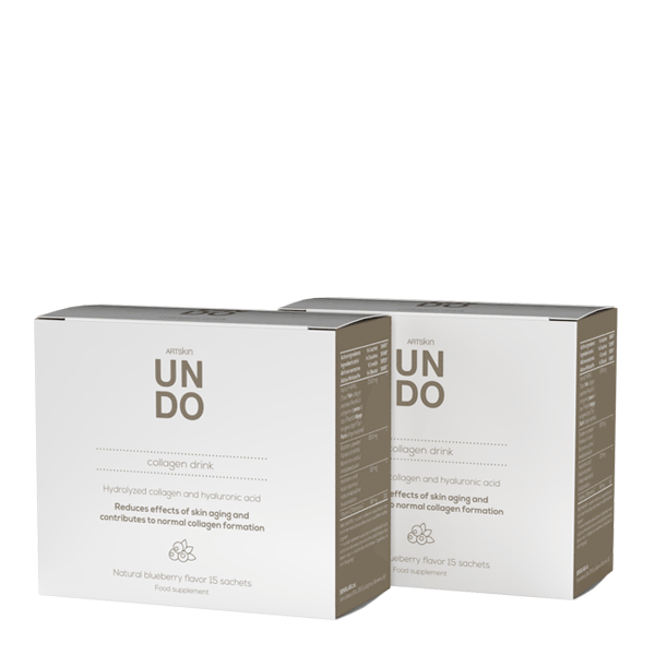 2x UNDO Collagen Drink
