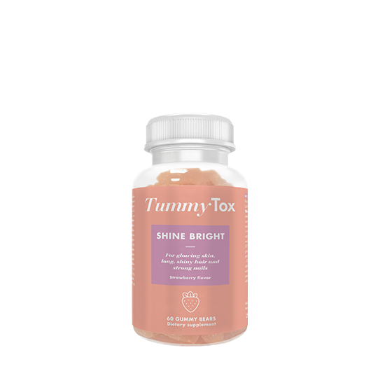 Shine Bright Beauty Gummies