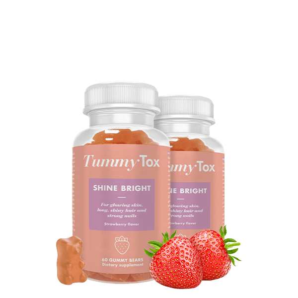 Shine Bright Gummies 1+1 GRATIS