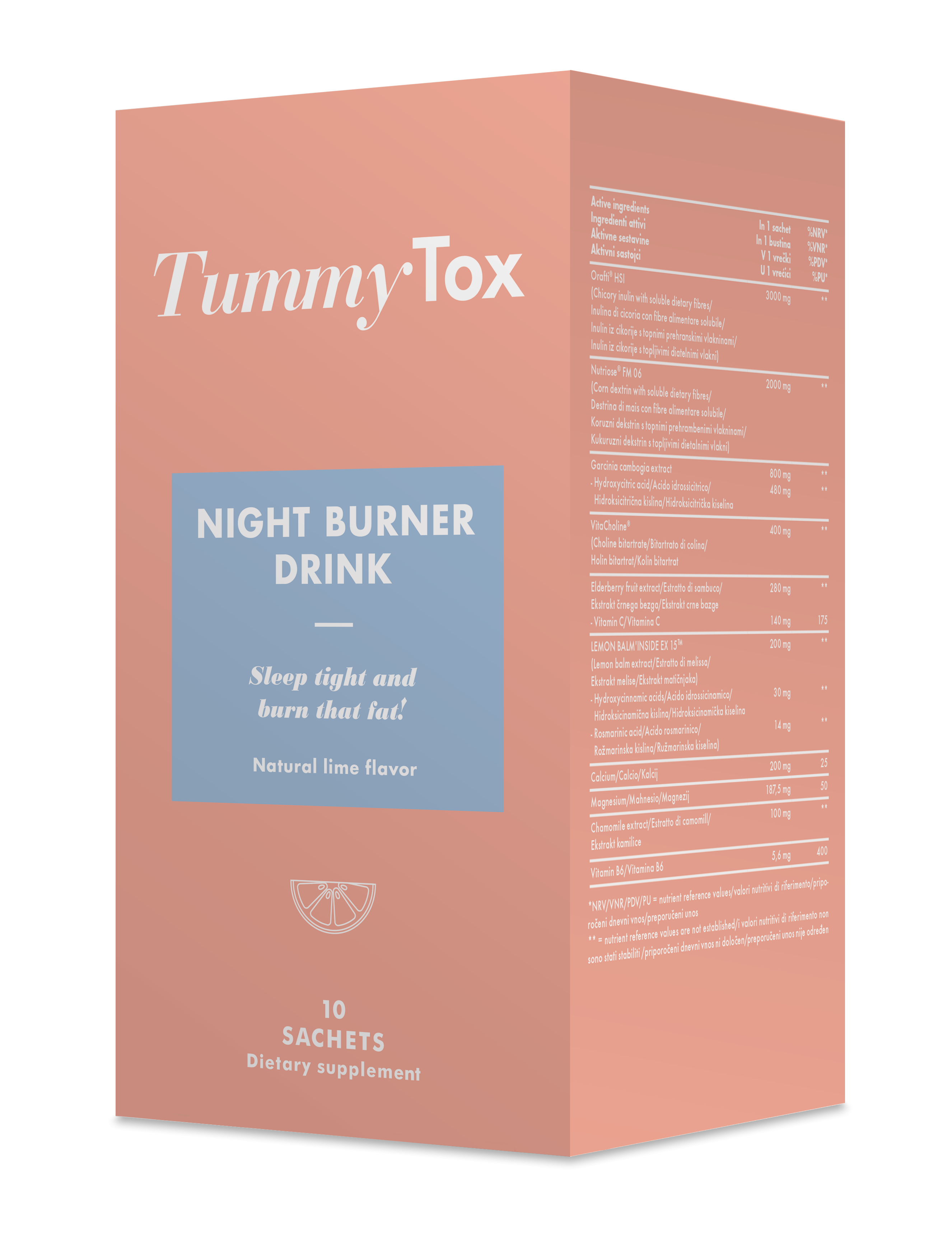 Night burner drink