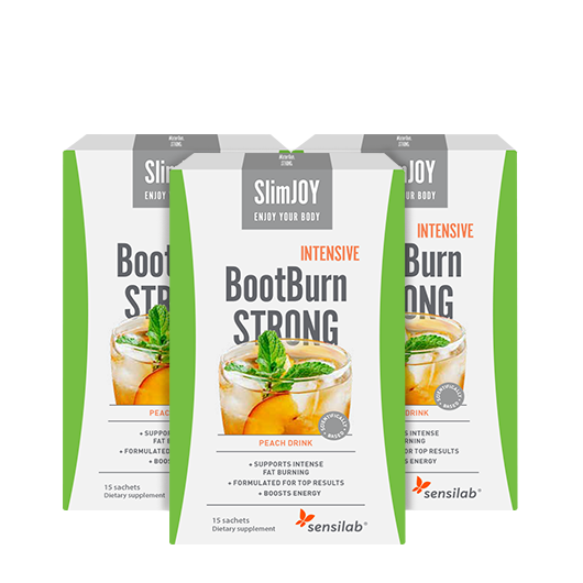 SlimJOY BootBurn STRONG Intensive 3 confezioni