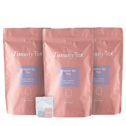 Skinny Me Tea - program 60 zile