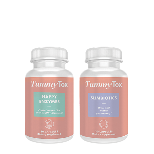 Slimbiotics + Happy Enzymes