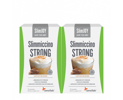 Slimmiccino Strong 2x