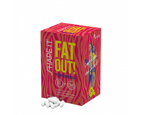 NOVO: Fat Out! T5 SUPERSTRENGTH