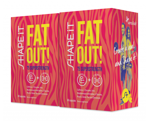Fat Out! T5 Superstrenght: 1+1 GRATIS