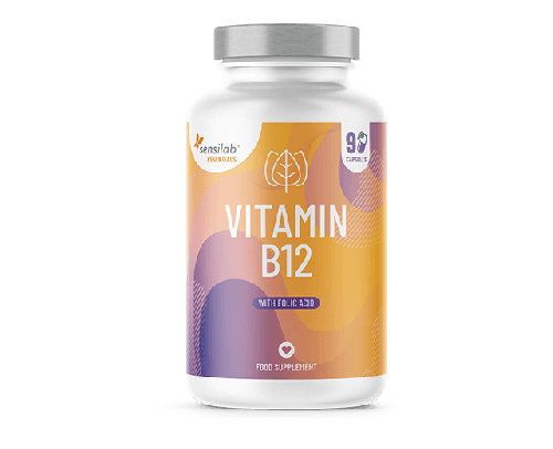 Essentials Vitamin B12