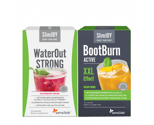 WaterOut STRONG + BootBurn Active XXL