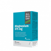 ALL IN A DAY Magnezij 375 mg