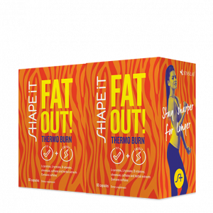 2x Fat Out -60% popusta
