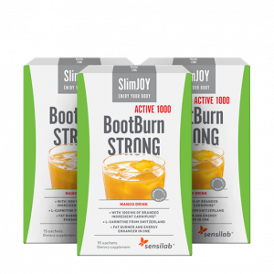 SlimJOY BootBurn STRONG Active 3x