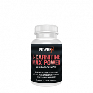 PowGen L-carnitine Max Power