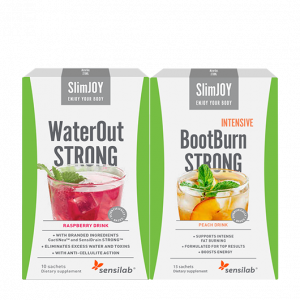 BootBurn Intensive STRONG + WaterOut STRONG