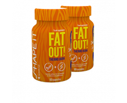 Fat Out! Thermo Burn 1+1 GRATIS
