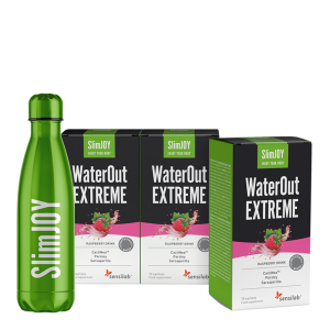 3x WaterOut EXTREME + Thermosflasche GRATIS