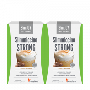Slimmiccino STRONG 1+1 GRATIS