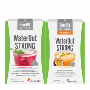 WaterOut STRONG + WaterOut STRONG Tropical GRATIS