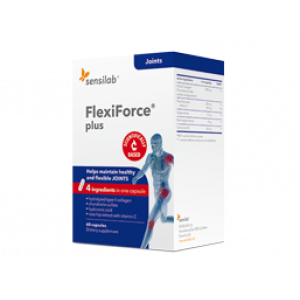 FlexiForce plus: -30 %