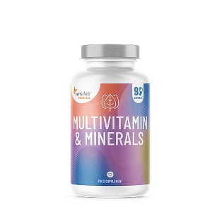 Sensilab Essentials: Multivitaminas & Minerales