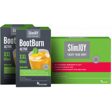 Fat Free 2019 Package - 2x BootBurn Active XXL GRATIS