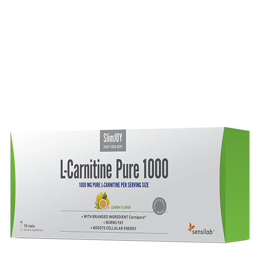 L-Carnitine Pure 1000 Shots