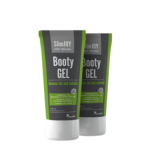 Booty Gel - Anti-Cellulite 1+1 GRATIS