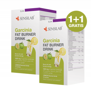 Garcinia Fat Burner 1+1 GRATIS