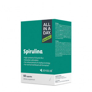 ALL IN A DAY Spirulina