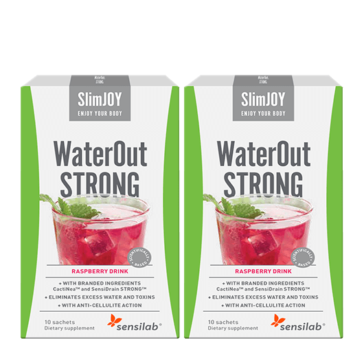 WaterOut STRONG Duo 1+1 FREE