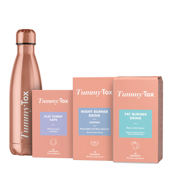 Bye Bye Belly Bundle + FREE BOTTLE