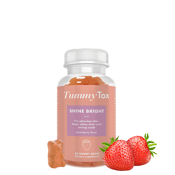 Shine Bright – Beauty gummies for hair, skin & nails