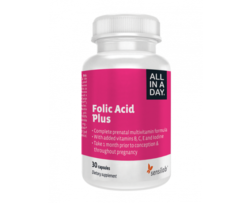Acide Folique Plus