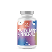 Sensilab Essentials : Multivitamines & Minéraux
