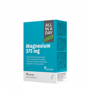 ALL IN A DAY Magnésium marin pur 375 mg