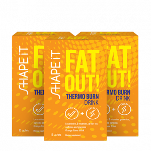 Fat Out! Thermo Burn Drink [1+2 OFFERTS]