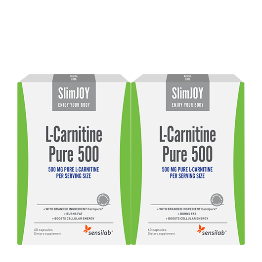 L-Carnitine Pure 500: Buy 1 Get 1 FREE