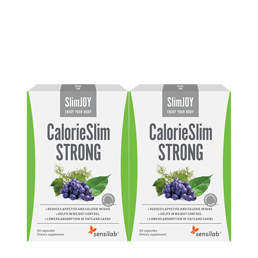 CalorieSlim STRONG 1+1 FREE