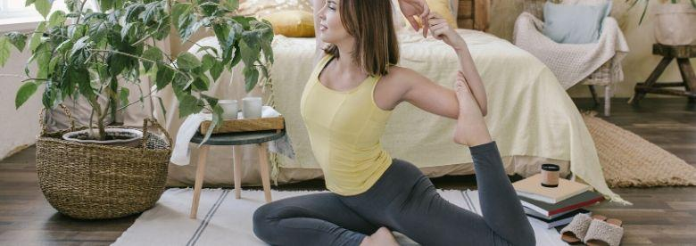 How to stay motivated for an at-home workout?