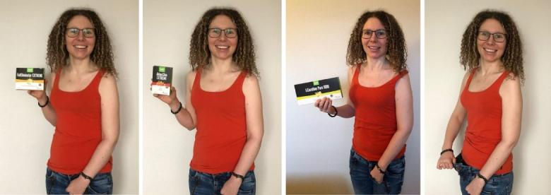 """Annemette: """"It helped me lose weight and eased my recovery"""""""
