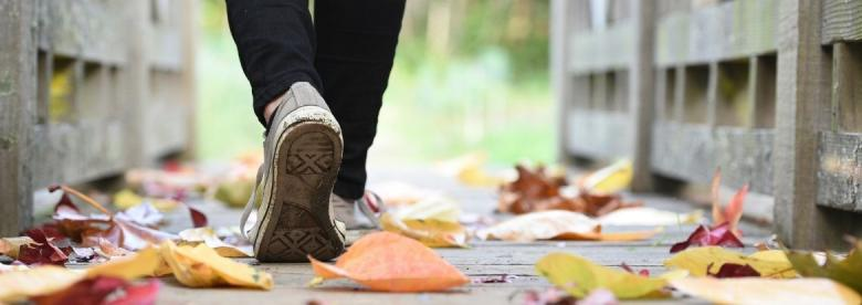 How walking every day can advance fitness levels