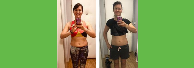 From skinny fat to fabulously fit!