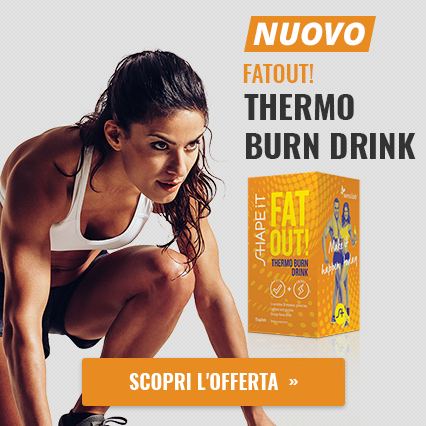 FAT OUT Thermo Burn drink