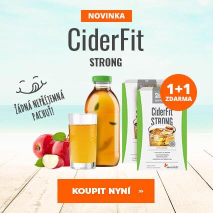 CiderFit 1+1 ZDARMA