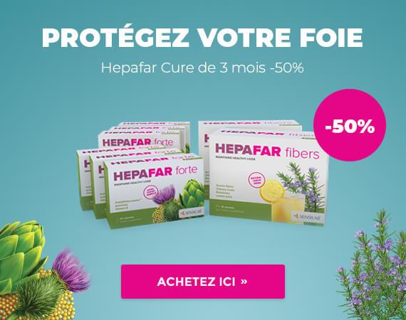Hepafar cure 3 mois